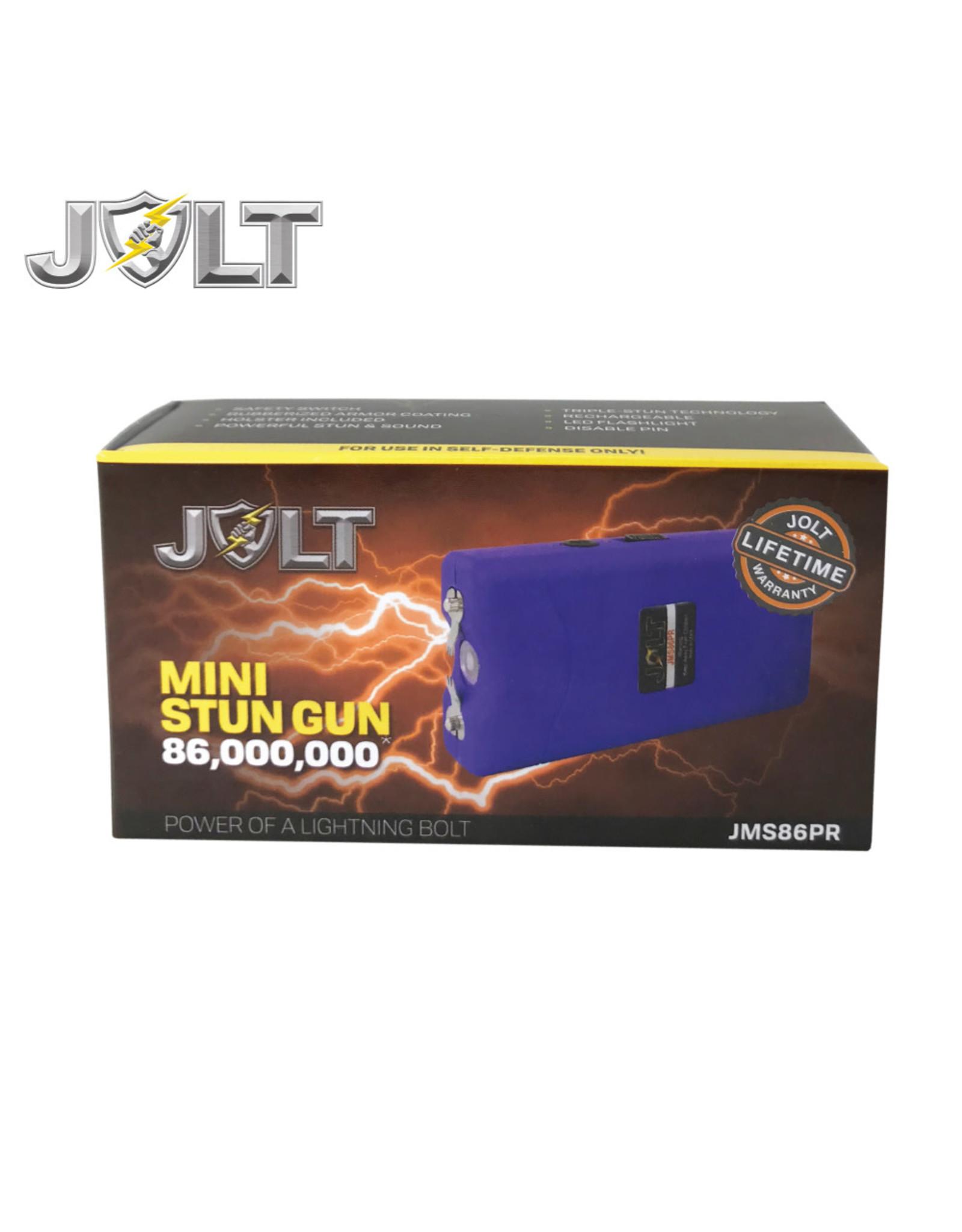Jolt JOLT 86M MINI STUN GUN PURPLE