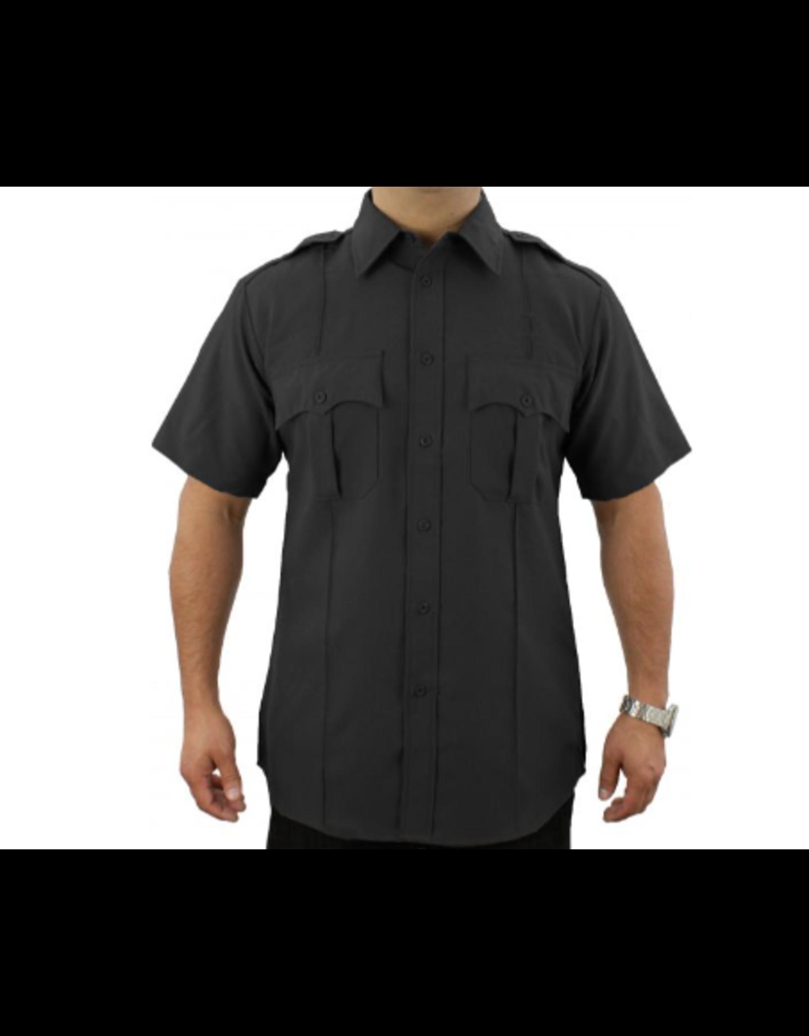 First Class First Class Shirt Black S SS