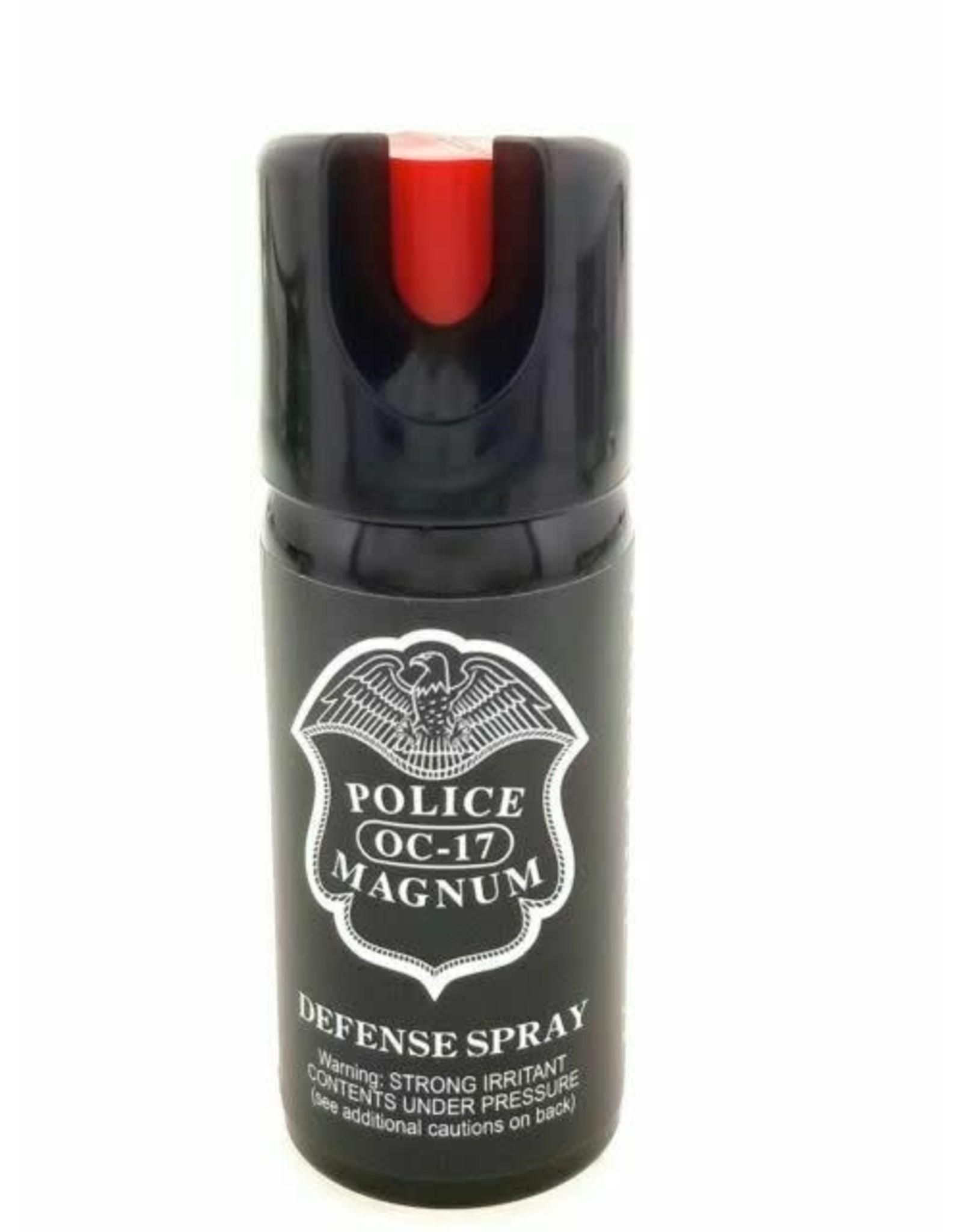 Police Magnum (OC-17) 2 OZ Defense Spray