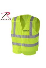 Rothco Rothco Security 5-Point Breakaway Safety Vest