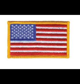 Hero's Pride USA Flag 3'' x 1.5''