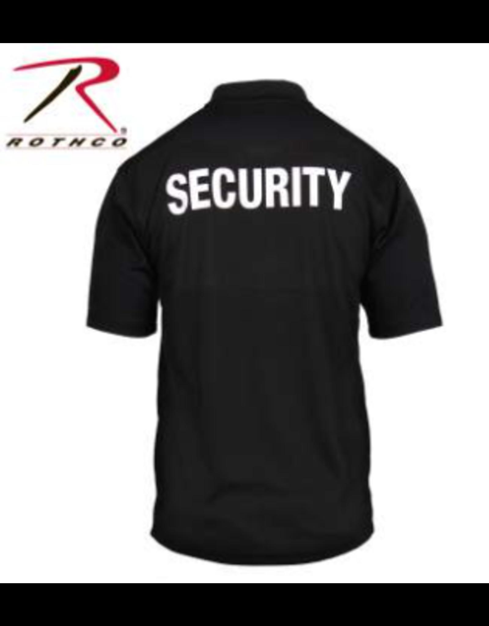 Rothco Rothco Regular Security Polo 2X