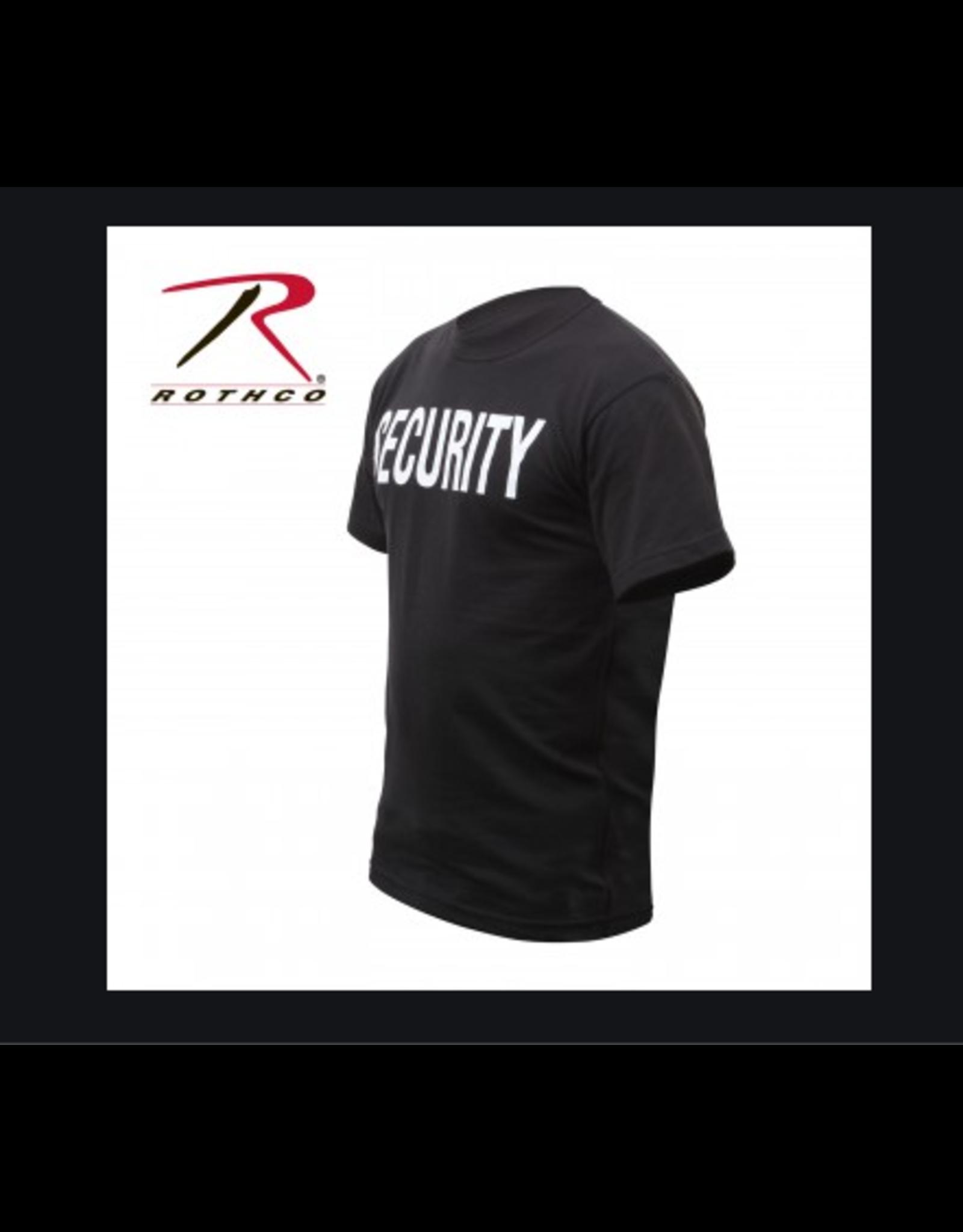 Rothco Rothco Security T-Shirt Small