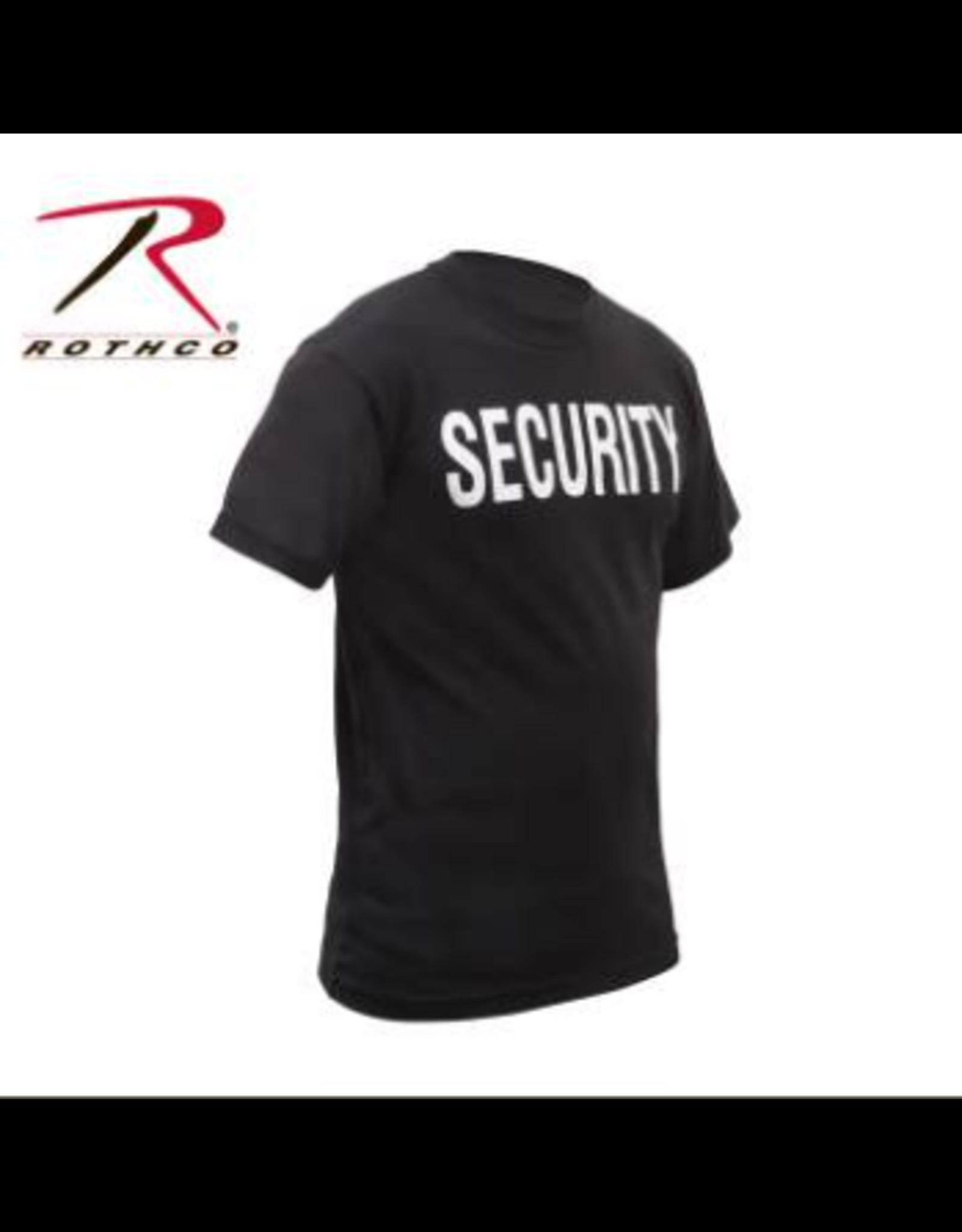 Rothco Rothco Security T-shirt S
