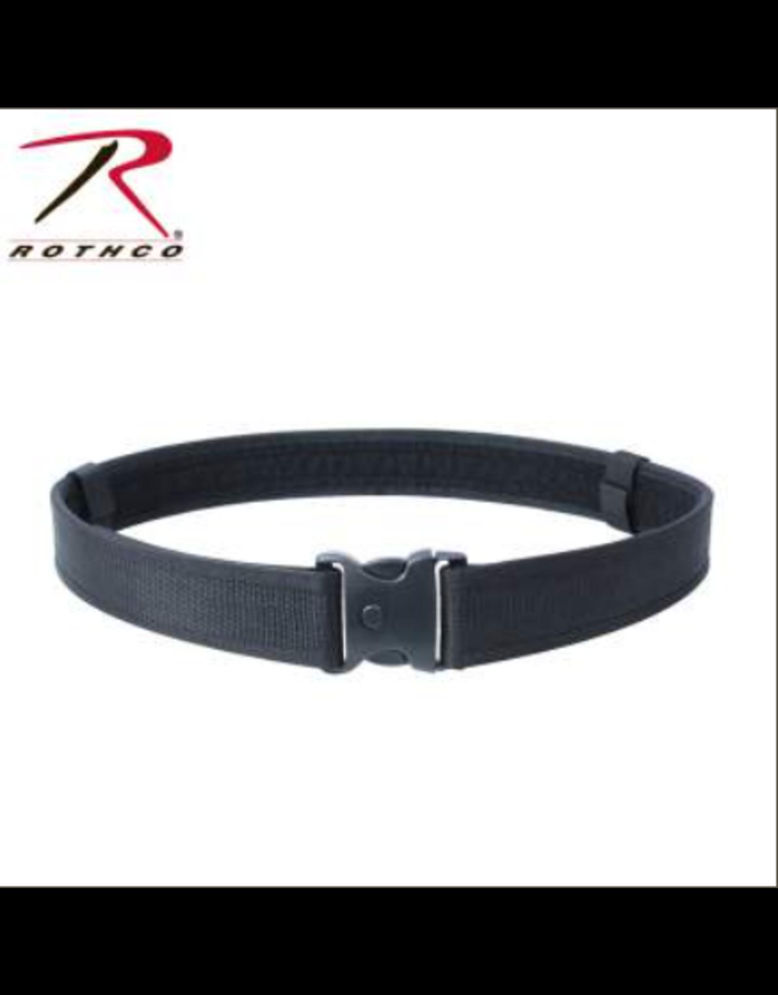 Rothco Deluxe Duty Belt w/Triple Retention Buckle