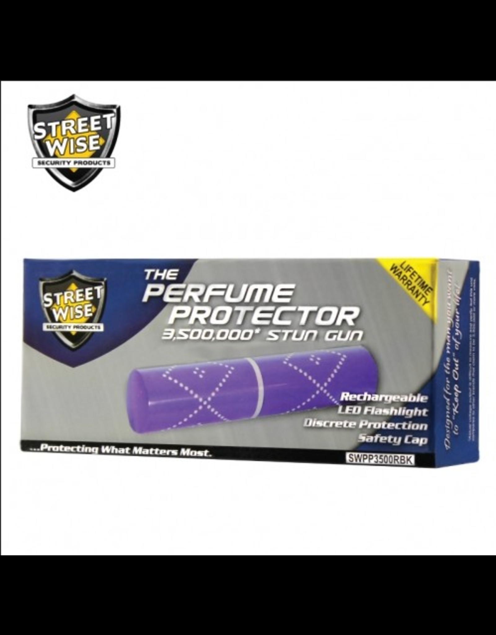 Street Wise Street Wise Perfume Protector Stun Gun 17.000.000
