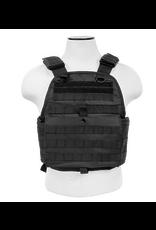 Vism VISM Quick Release Plate Carrier [MED-2XL] - Black