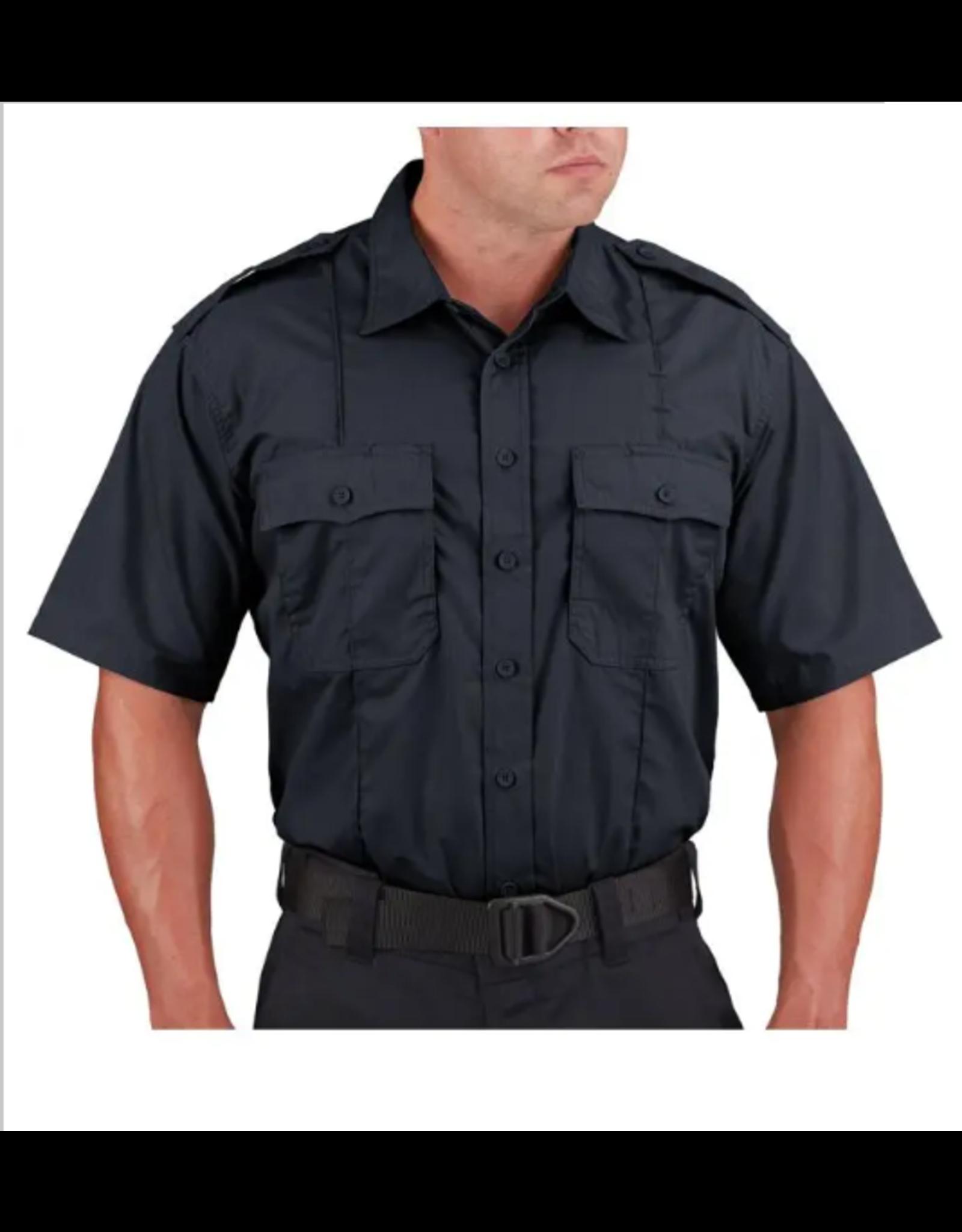 Propper Men's Duty Shirt Navy MidnightBlue Med