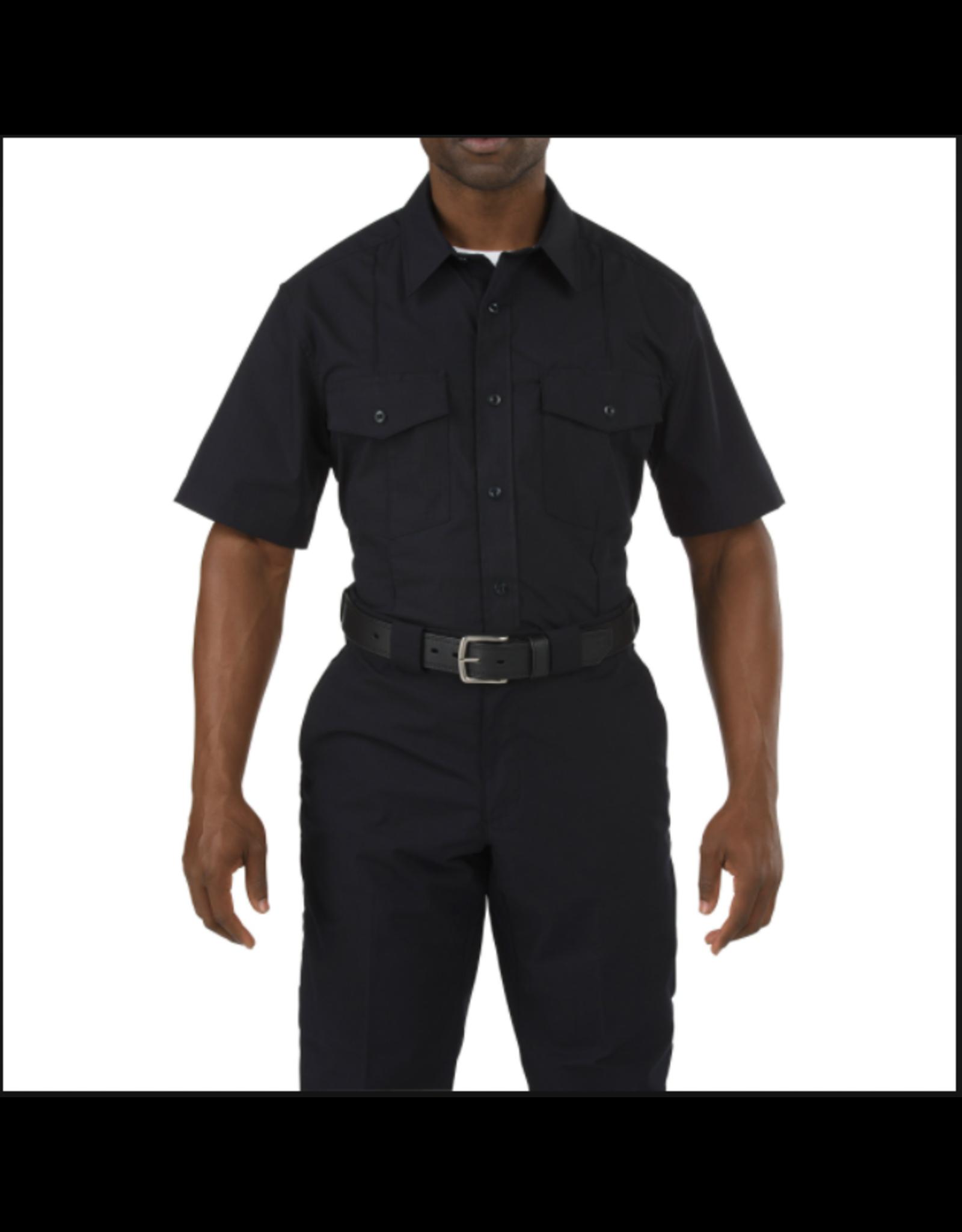 Propper Men's Class B Short Sleeve Shirt Black Med