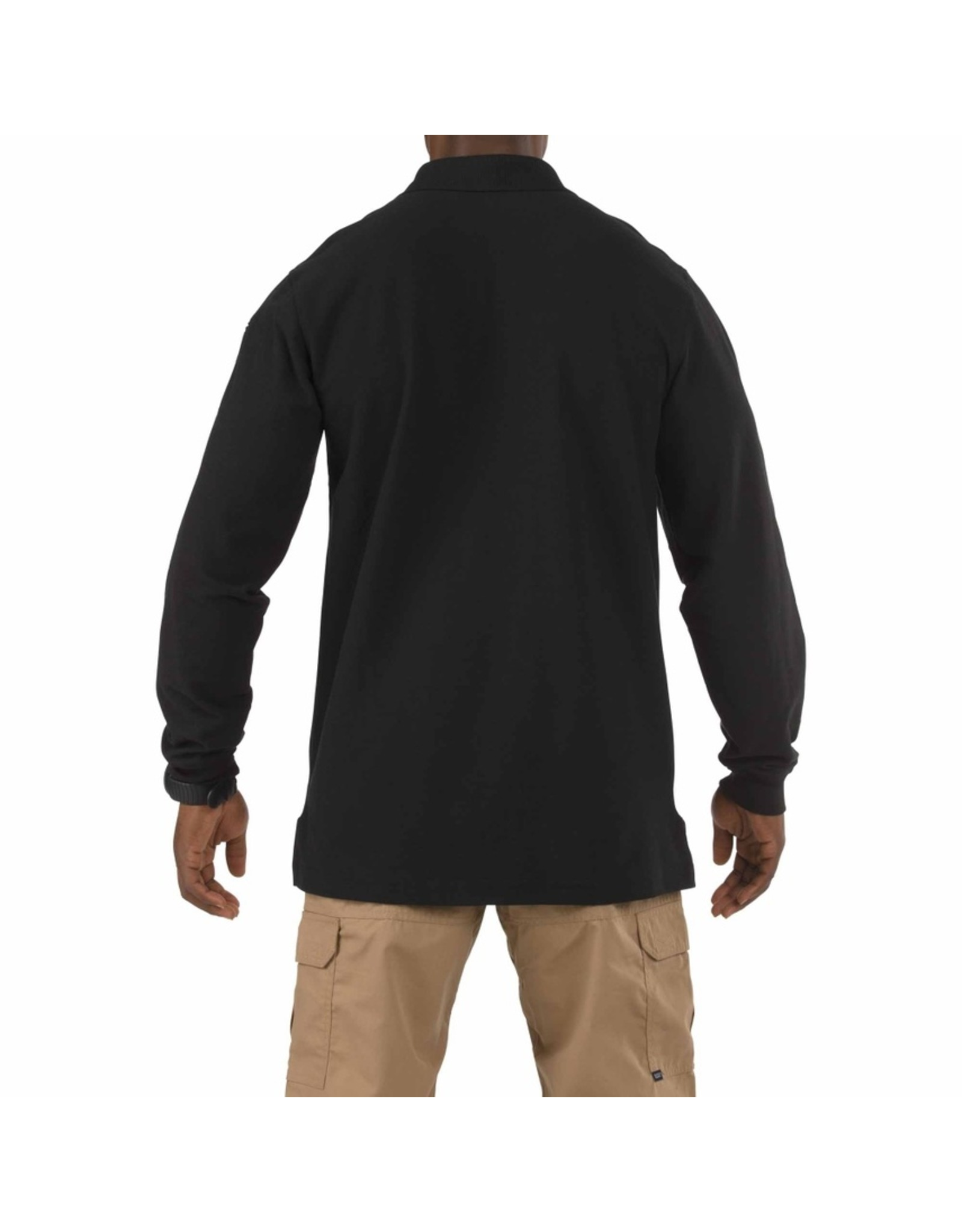 5.11 Tactical 5.11 Utility Polo Long Sleve Shirt ( Small)