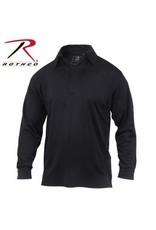 Rothco Rothco Long Sleeve Tactical Performance Polo