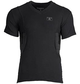 Tagua Tactical V-Neck Spandex Holster T- Shirt (size: XL)