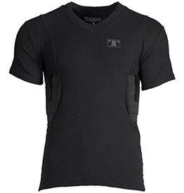 Tagua Tactical V-Neck Holster Spandex T-Shirt (size:L)