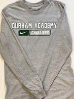 nike Nike Long Sleeve Core T-Shirt/Gray