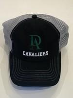 merch mania Black DA Trucker Hat