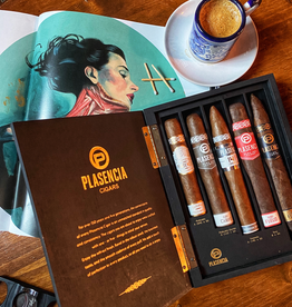 Flights Plasencia Cigar Flight 5 Cigars