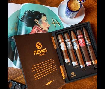 Plasencia Cigar Flight 5 Cigars