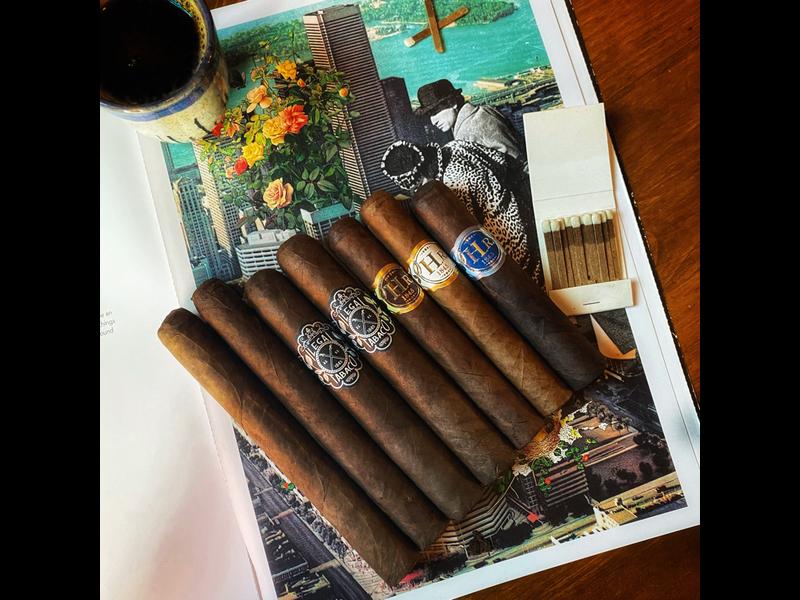 HR HR 7 Cigar Flight