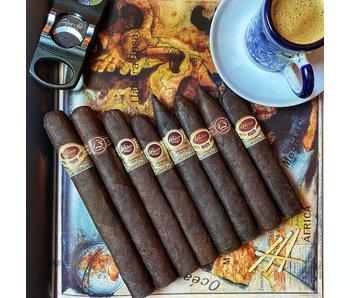 Padron Tasting 8 Cigar Flight