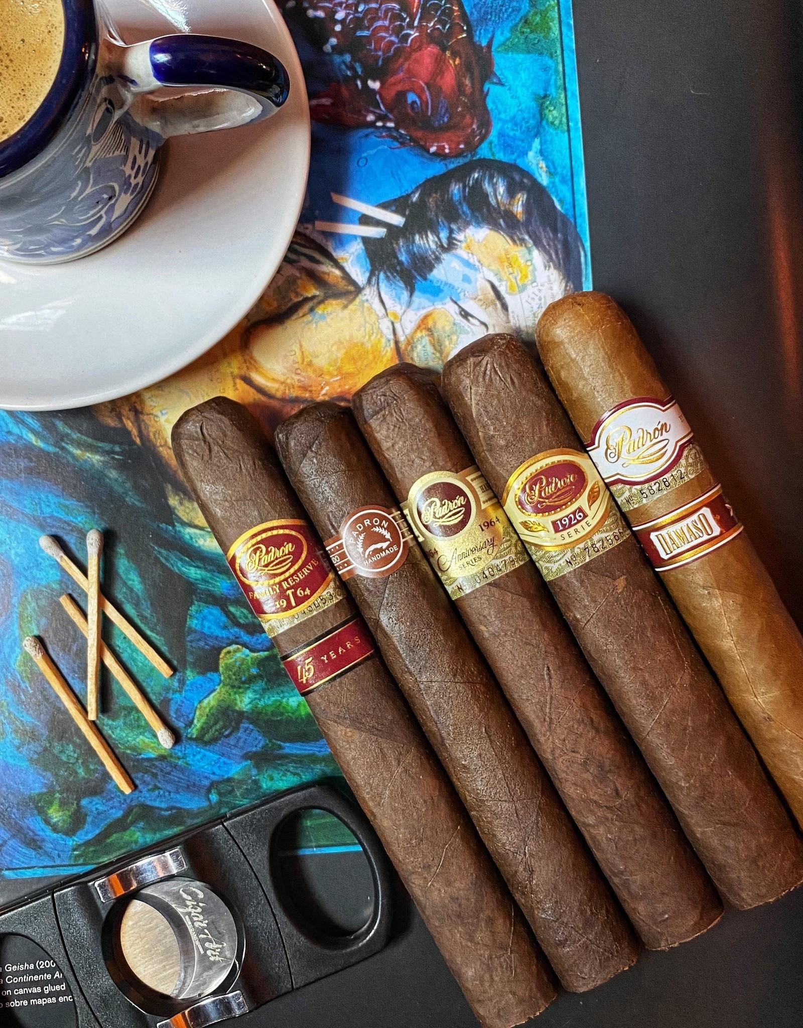 Flights Padron Collection 5 Cigar Flight