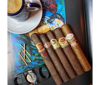 Padron Collection 5 Cigar Flight