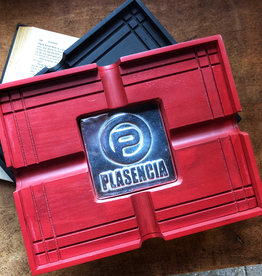 Plasencia Plasencia Wooden Ashtrays Red Wood