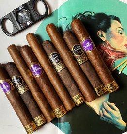 Cigar Art Crowned Heads & Cigar Art Limited Edition Cigar Flight