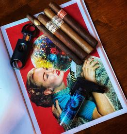 Cigar Art Cigar Art Gift Set - 4 Cigars, Cutter, Lighter