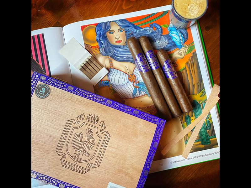Dapper Cigar Co Dapper Desvalido Robusto 5 x 50 Single
