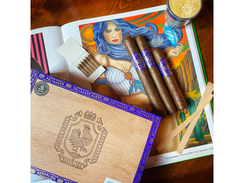 Dapper Cigar Co Dapper Desvalido Corona Doble 6.75 x 54 Single