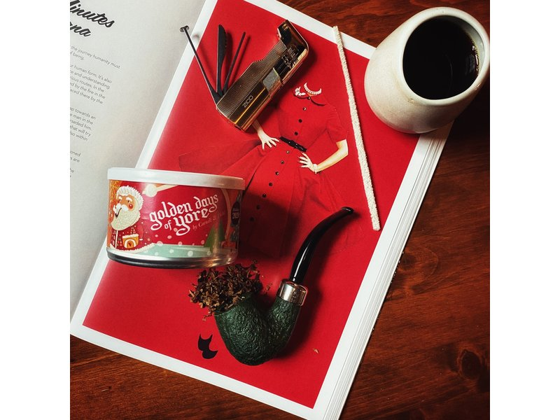 Cornell & Diehl Cornell & Diehl Pipe Tobacco Golden Days of Yore 2oz