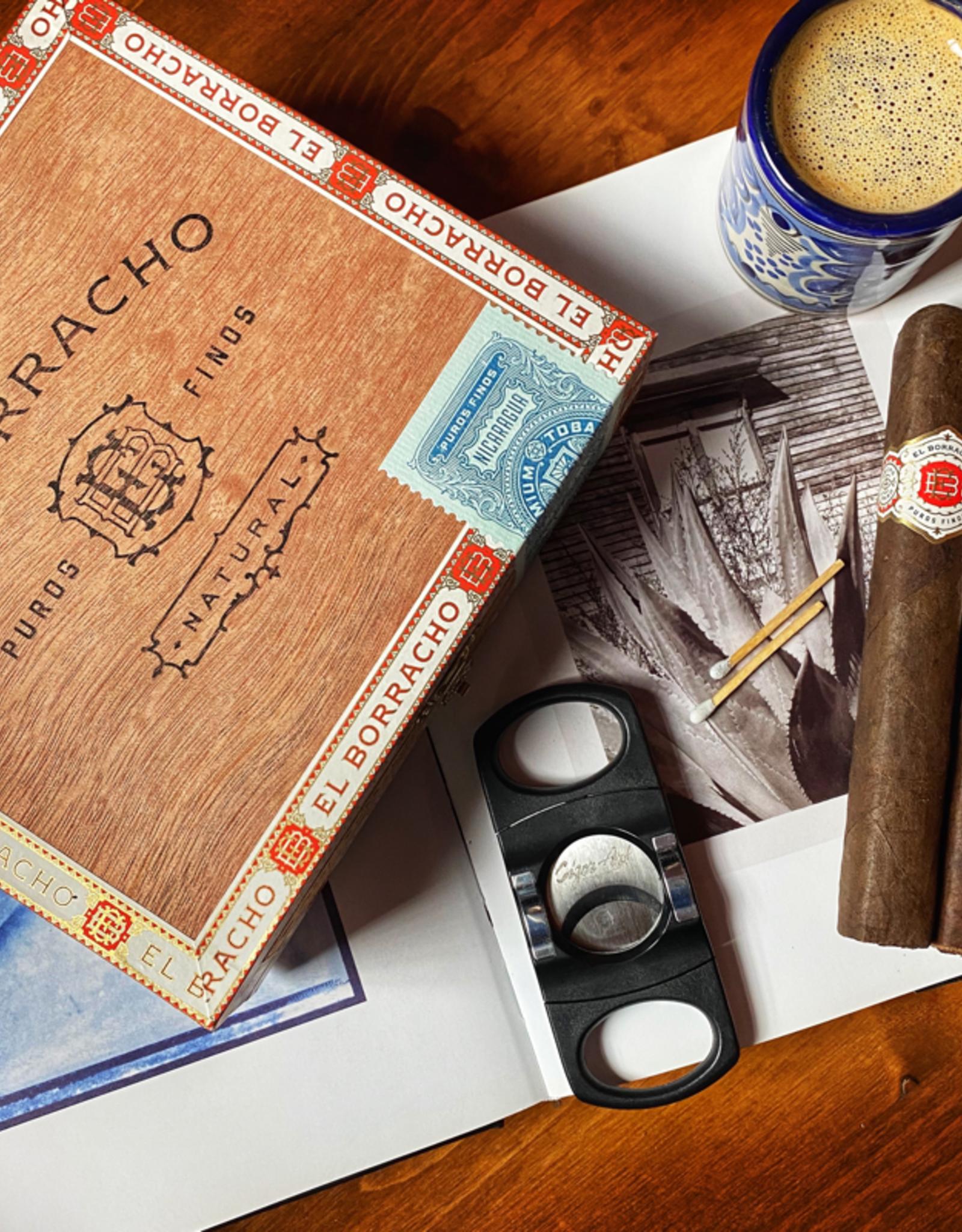 Dapper Cigar Co El Borracho Natural Toro 6 x 54 Single