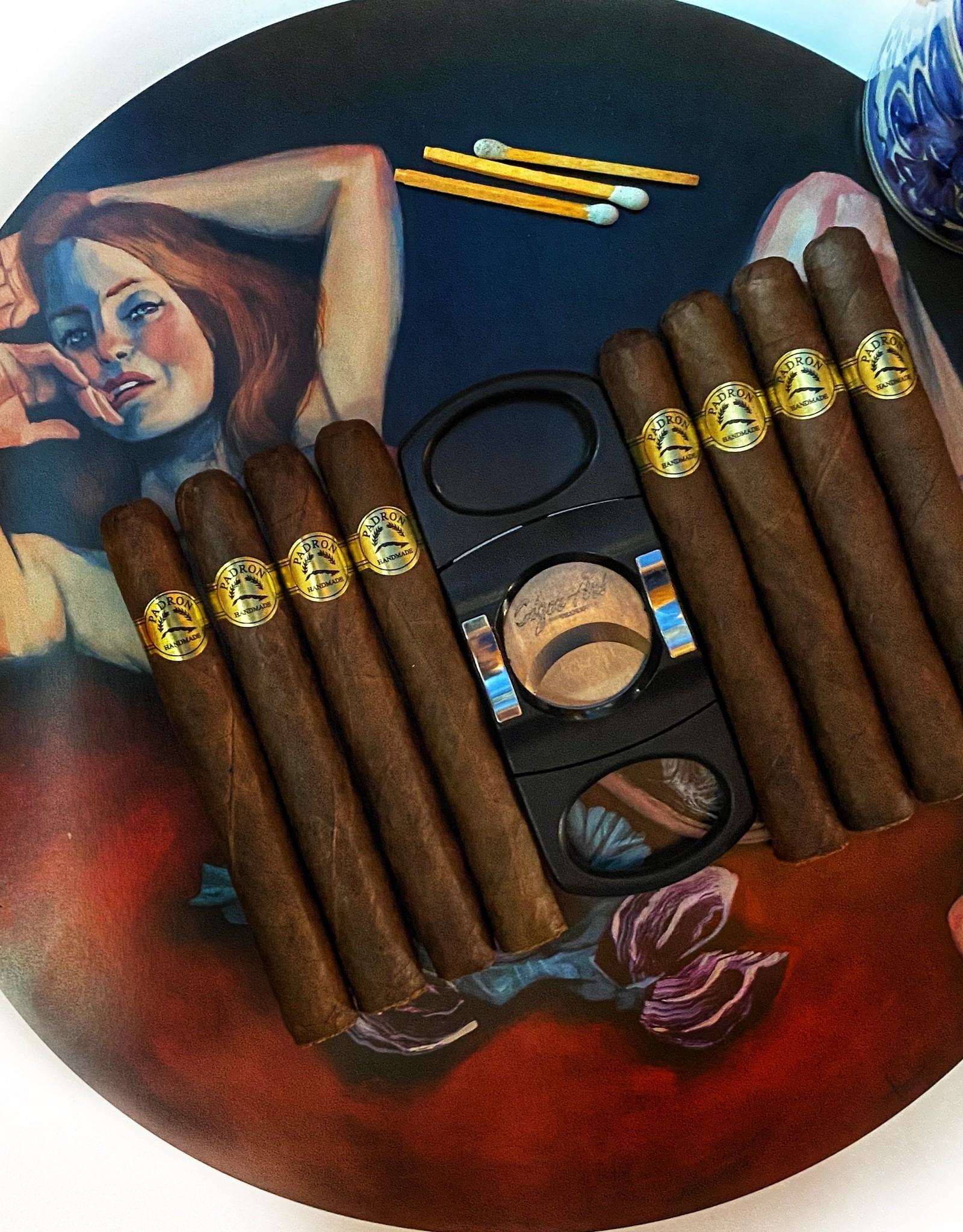 Flights Padron Maduro Corticos 4.25 x 35 Set of 8