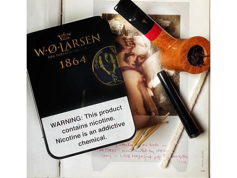 W.O. Larson W.O. Larsen 1864 Pipe Tobacco