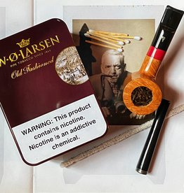 W.O. Larson W.O. Larsen Old Fashioned Pipe Tobacco