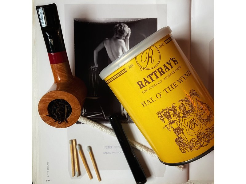 Rattray Hal O' The Wynd Pipe Tobacco