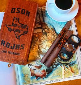 Rojas Cigars OSOK x Rojas Los Tejanos Toro 6 x 50 Single