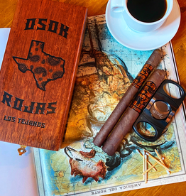 Rojas Cigars OSOK x Rojas Los Tejanos Toro 6 x 50 Box of 15