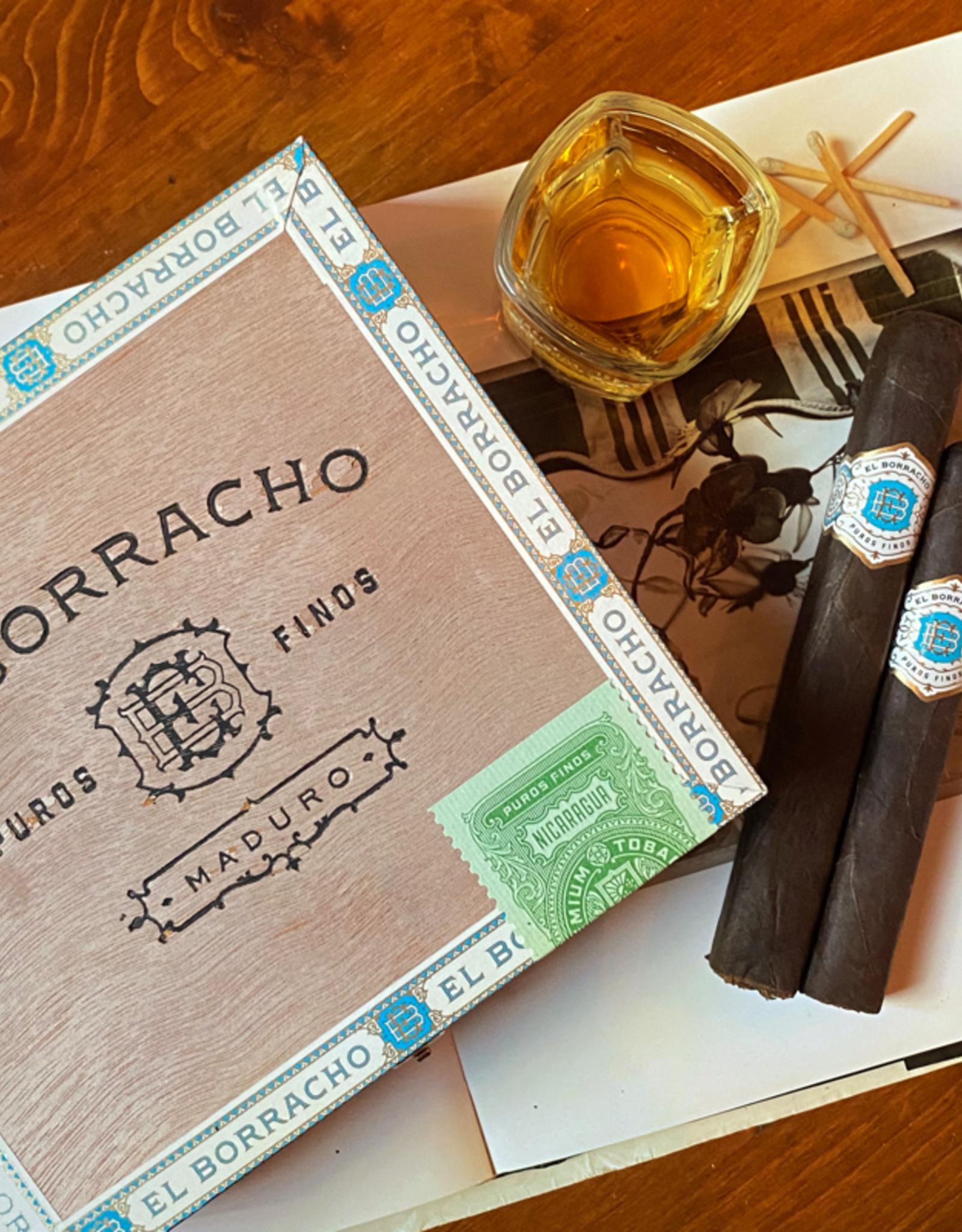 Dapper Cigar Co Dapper El Borracho Maduro Toro 6 x 54 Single