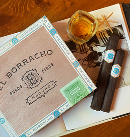Dapper Cigar Co El Borracho Maduro Toro 6 x 54 Single