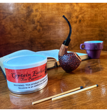 Captain Earle Pipe Tobacco Captain Earle's Pipe Tobacco 10 Russians 2oz Tin