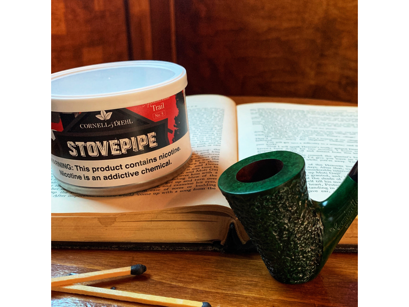 Cornell & Diehl Cornell & Diehl Pipe Tobacco Stovepipe 2oz