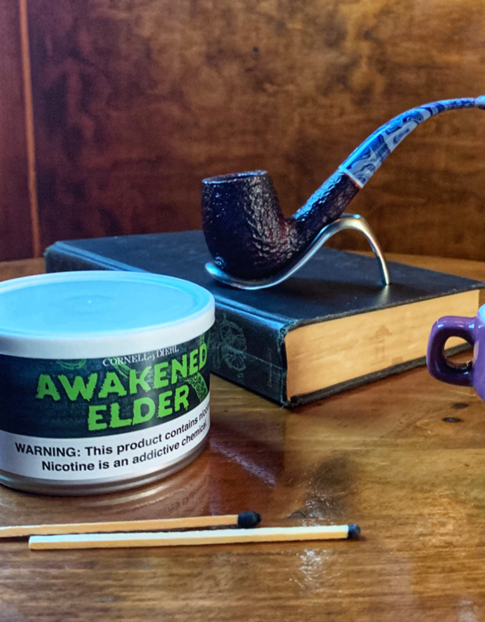 Cornell & Diehl Cornell & Diehl Pipe Tobacco Awakened Elder