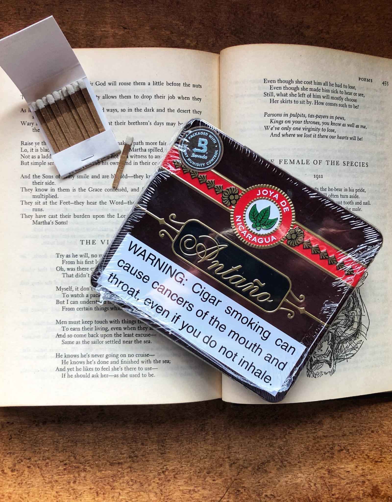 Drew Estate Joya de Nicaragua Antano Cigarillo 4 x 32 Tin of 10