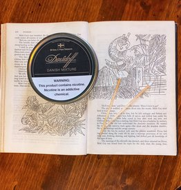 Davidoff Davidoff Danish Mixture Pipe Tobacco 50g Tin