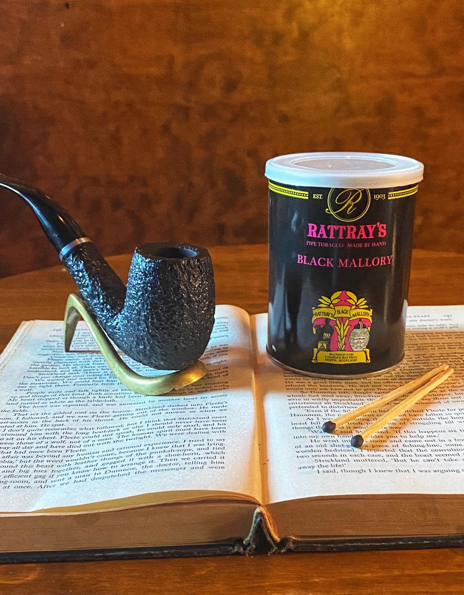 Rattray Black Mallory Pipe Tobacco
