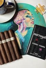 Tatuaje Tatuaje Surrogates Cracker Crumb 4.5 x 38 Five Pack