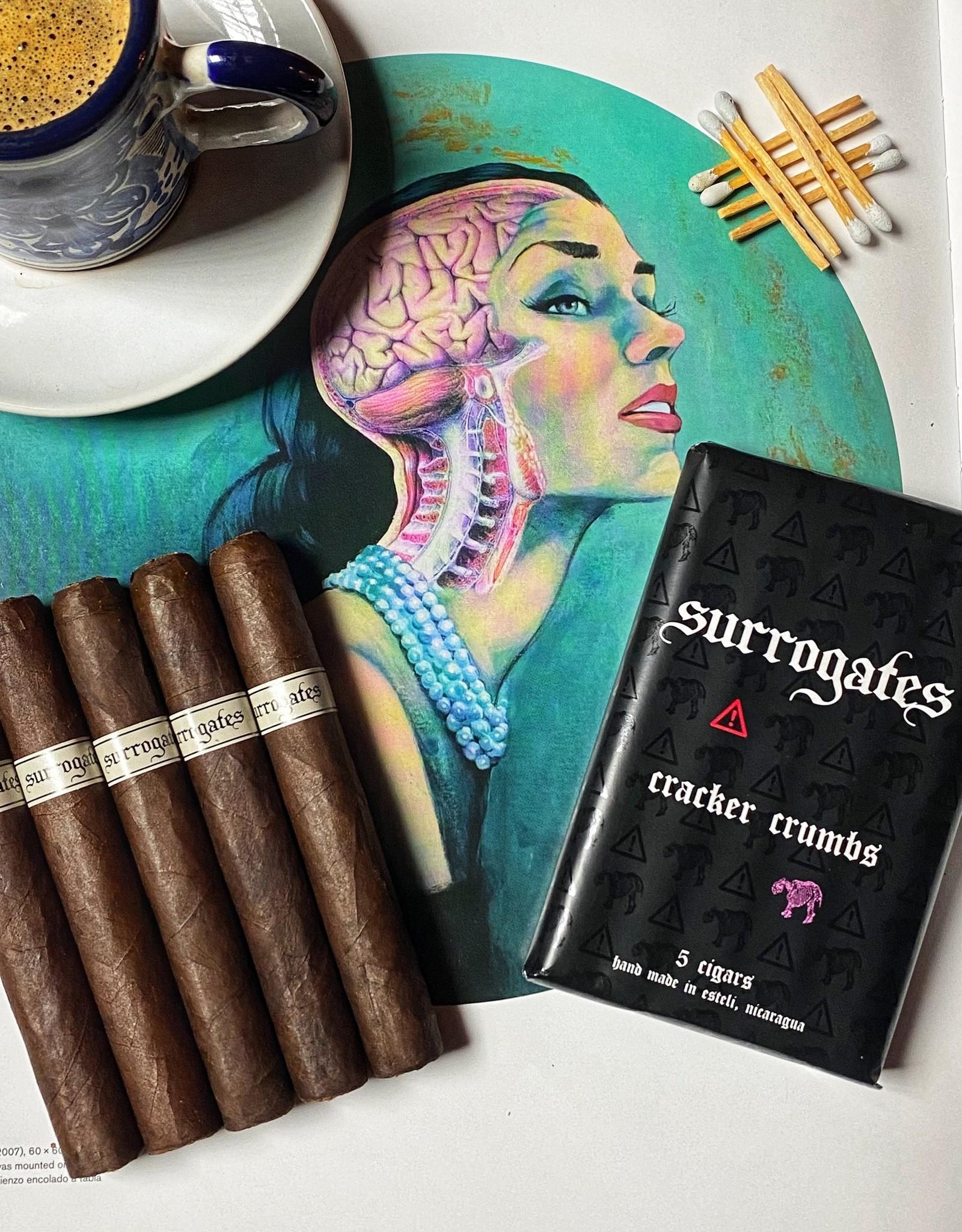 Tatuaje Tatuaje Surrogates Cracker Crumbs 4.5 x 38 Five Pack