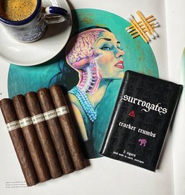Tatuaje Tatuaje Surrogates Cracker Crumbs 4.5 x 38 Five Pack