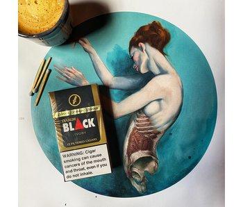 Djarum Black Ivory Filtered Cigarillos 3.5 x 18 Pack of 12